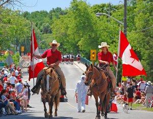 Canada Day, Ontario