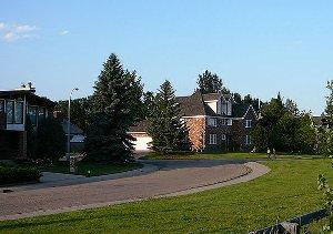 Street Scene, Gariepy, Edmonton