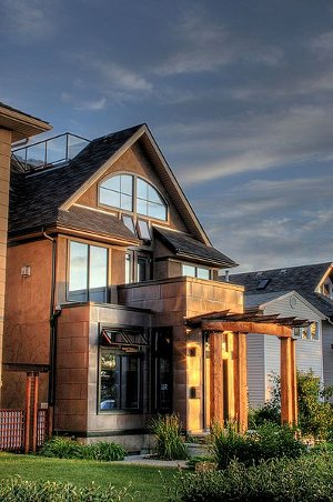 A house in Edmonton