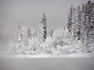 Winter, British Columbia