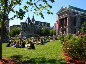 McGill University Main Quad