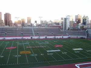 Molson Stadium