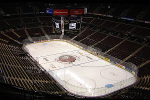 Inside Scotiabank Place, Home of the Ottawa Senators