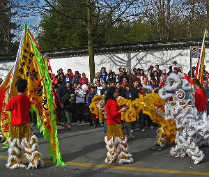 Chinese New Year, Vancouver