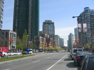 Pacific Boulevard, Yaletown