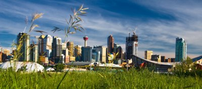 Living In Calgary