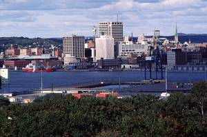 Saint John Harbour