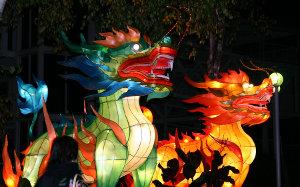 Chinese Lantern Festival, Toronto