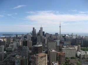 Toronto - Capital financiera de Canadá