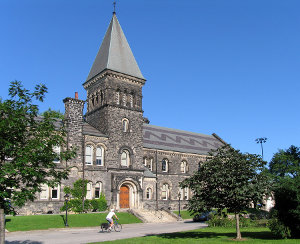 Toronto University Building