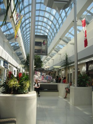 Shops in Vancouver