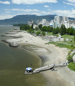 Beach Vancouver West